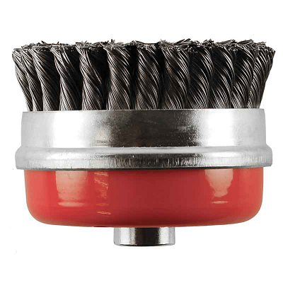 abracs wire brush twist knot